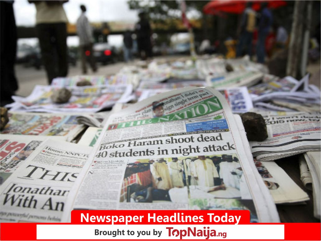newspaper in nigeria A nigerian newspapers and online version of the vanguard, a daily publication  in nigeria covering nigeria news, niger delta, general national news, politics,.
