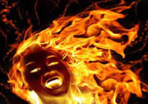 Two Arrested After Setting Woman Ablaze In Benue
