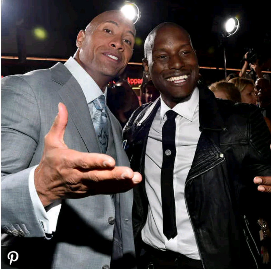 Tyrese Gibson explains why he has been hounding The Rock over his Fast & Furious spinoff