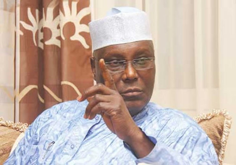 Time for total war on terror is now, says Atiku