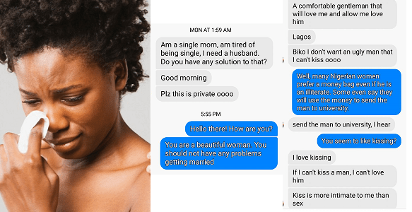 For searching husband nigeria ladies single Nigeria Single