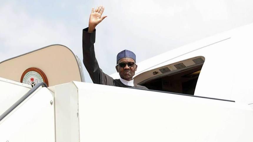 Buhari-travels topnaija
