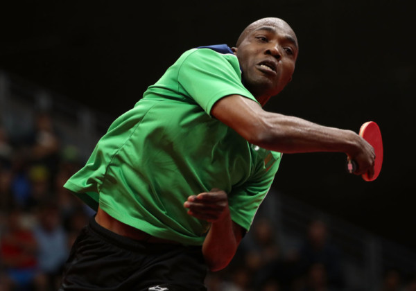 Commonwealth2018 Team Nigeria Wins Silver In Table Tennis Shot Put Topnaija