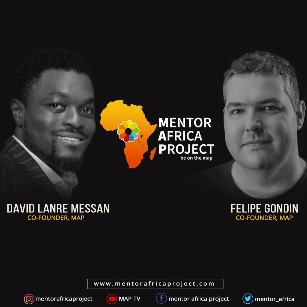 Harvard Business School Alumni, David Messan, Felipe Gondin Launch Mentor Africa Project