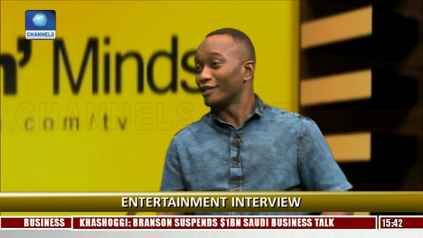 Brymo reveals on his Chocolate City Deal on New Episode of Rubbin' Minds | Watch