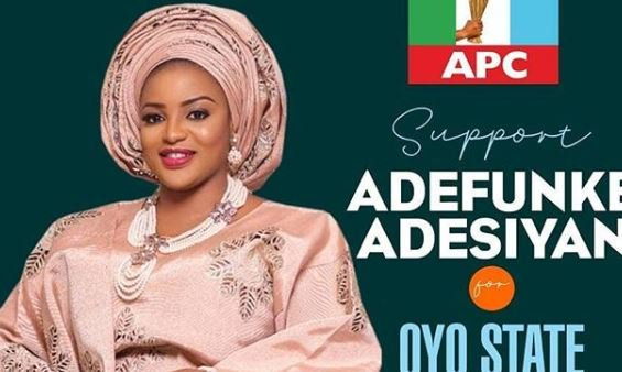 #Oyo2019: My mandate has been stolen – Nollywood actress Funke Adesiyan cries out!