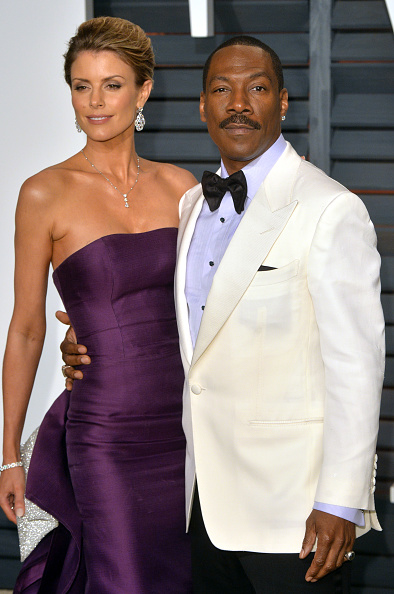 Eddie Murphy's Fiancée Paige Butcher gives birth to his 10th Child