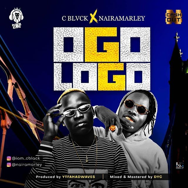 Download: C Black ft. Naira Marley – Ogologo