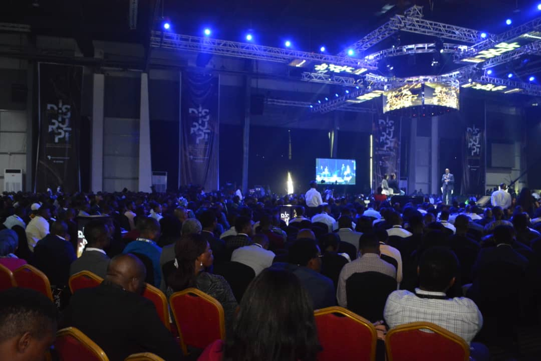Access Bank sells the future at 2019 Disrupt Conference, empowers tech startup with $10,000