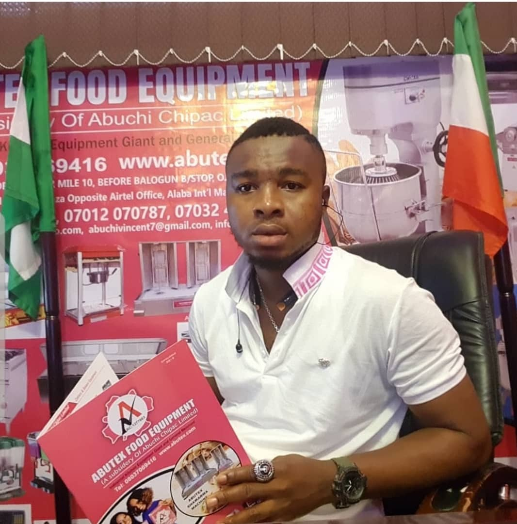 Iloanya Abuchi Vincent: Leveraging opportunities in Nigeria's kitchen equipment industry