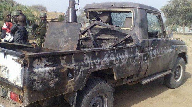 Boko Haram raids Chibok, shoots two farmers dead