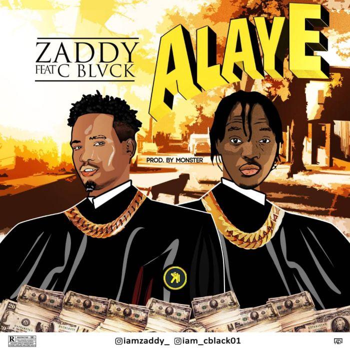 Zaddy Ft. Cblack – Alaye