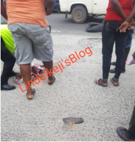 Baby crushed to death by bus being chased by police officers