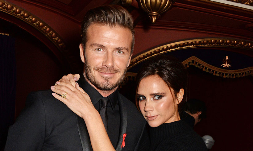 David and victoria beckham celebrate 20th anniversary with throwback pictures