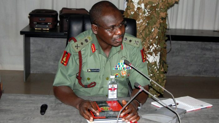Produce Wadume now - Defence Headquarters warns Taraba battalion