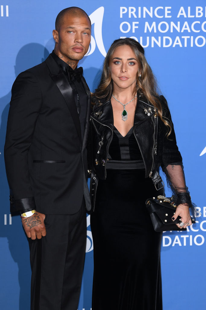 Hot Felon, Jeremy Meeks splits up with billionaire heiress after two years