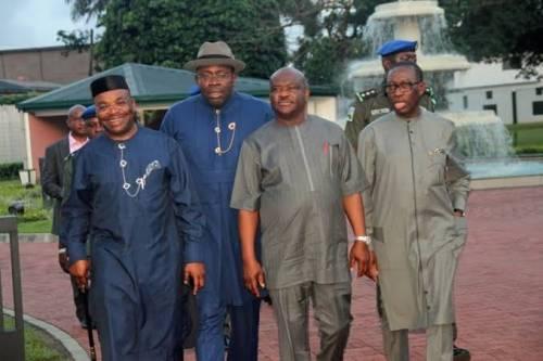 South-South governors set to confront Buhari over NDDC board