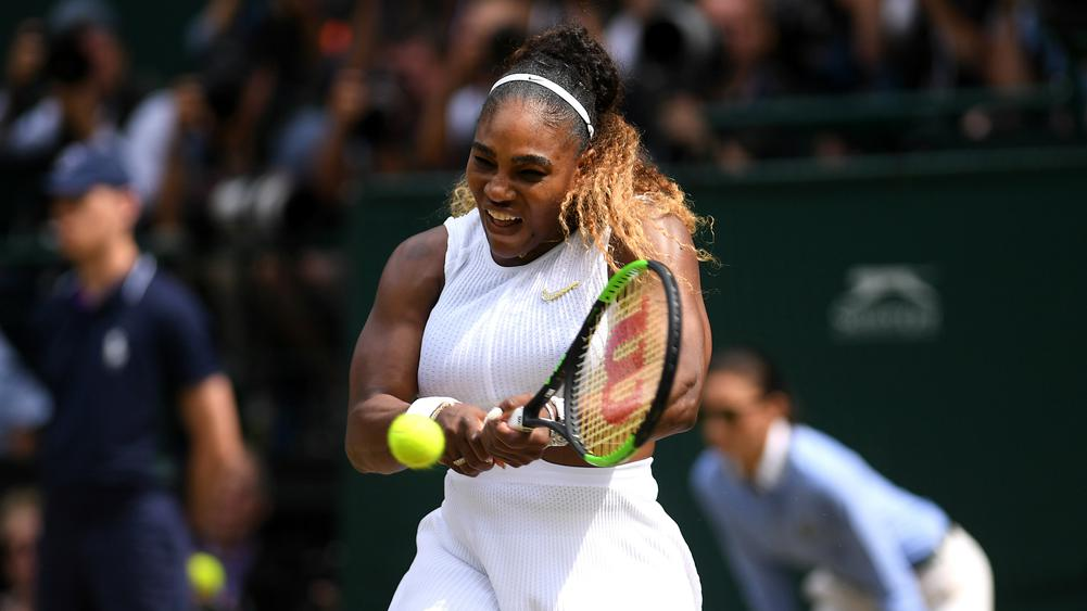 Serena Williams is named highest-paid female athlete on Forbes' list for 4th year running