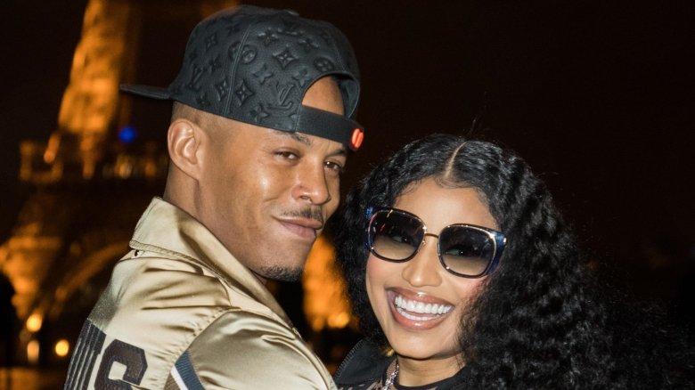 Nicki Minaj and fiancee