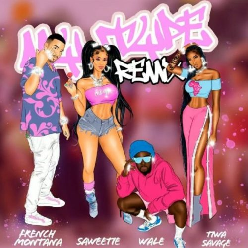 Saweetie ft French Montana, Wale, Tiwa Savage – My Type Remix
