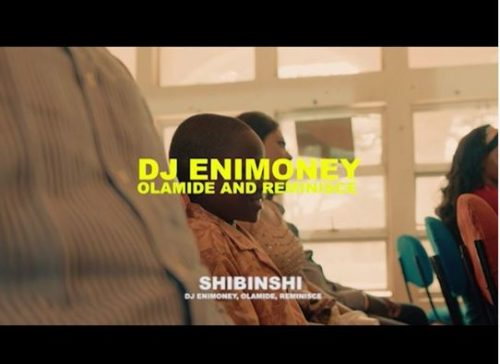 "Watch DJ Enimoney – ""Shibinshii"" ft. Olamide x Reminisce"