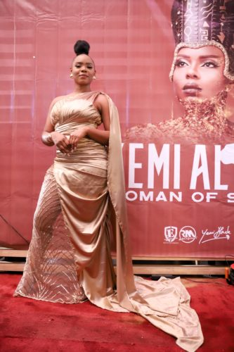 Yemi Alade woman of steel album