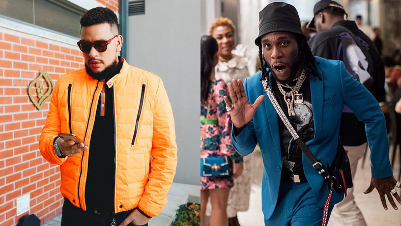 AKA demands apology from Burna Boy ahead of SA performance