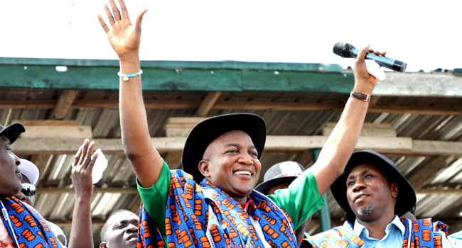 David Lyon Apc governorship Bayelsa