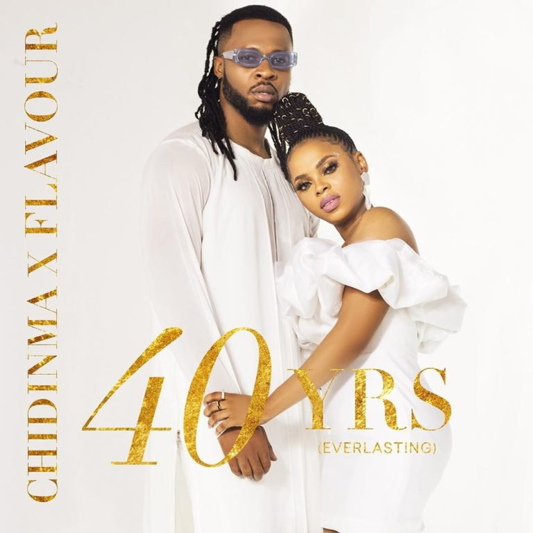 Chidinma and Flavour team up for new EP, 40 Years (Everlasting)