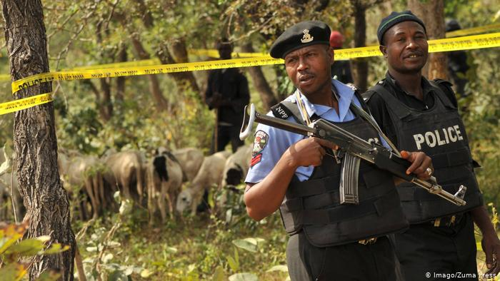 DPO kidnapped by gunmen in Adamawa