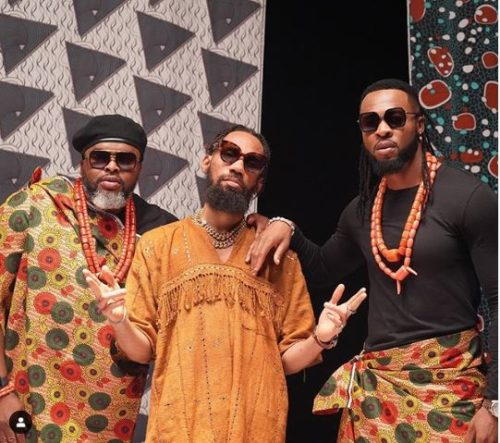 VIDEO: Phyno ft Flavour - Vibe