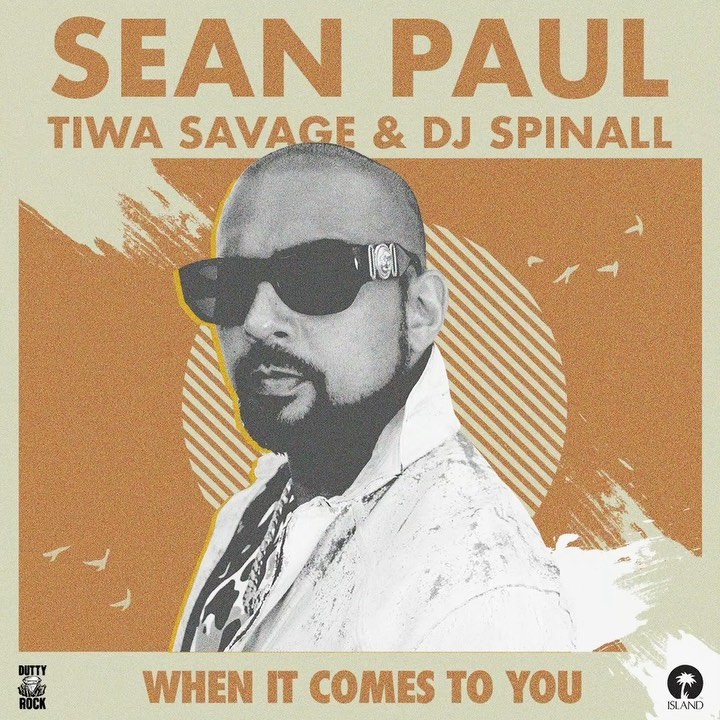 DOWNLOAD MP3: Sean Paul ft. Tiwa Savage, DJ Spinall – When It Comes To You (Remix)
