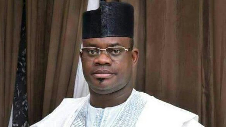 Yahaya Bello wins Kogi election