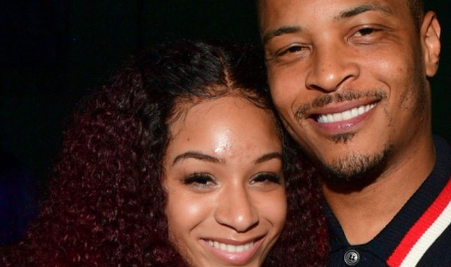 T.i and his daughter