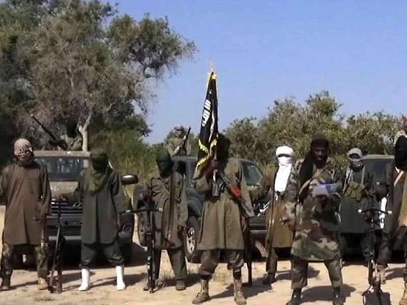Boko Haram posts video showing execution of soldiers and policeman