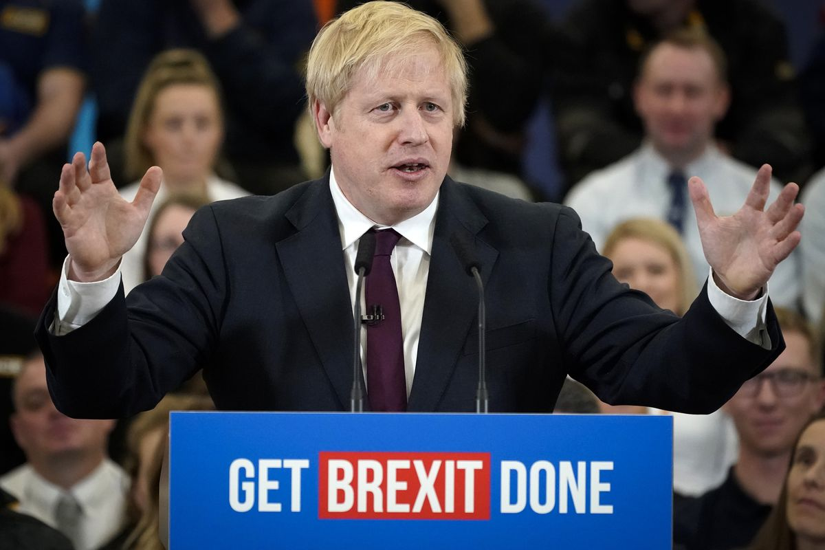 British PM, Boris Johnson wins huge mandate for swift Brexit