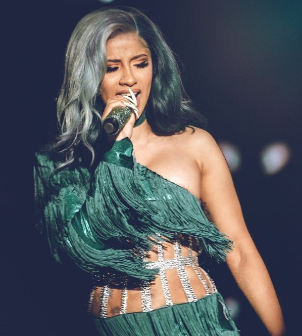 Cardi B reveals she misses Nigeria
