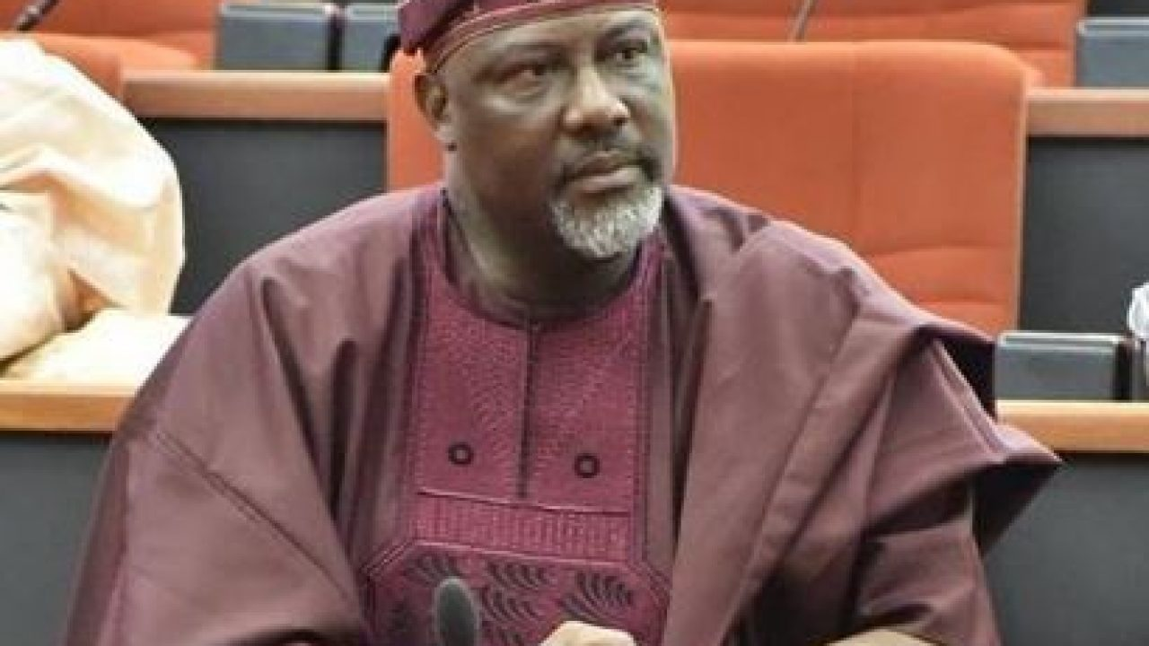 Kogi West: I can never congratulate Smart Adeyemi - Dino Melaye