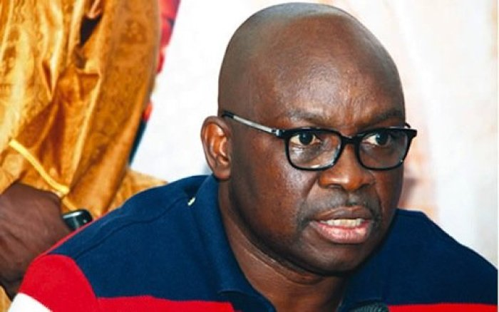 """Forgive me"", Fayose crries out to aggrieved PDP members"