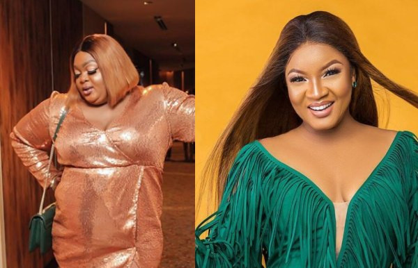 Eniola Badmus responds to Omotola Jalade's snubbish 'shout-out'
