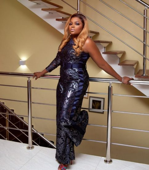 Funke Akindele delivers important message to Nigerian celebrities