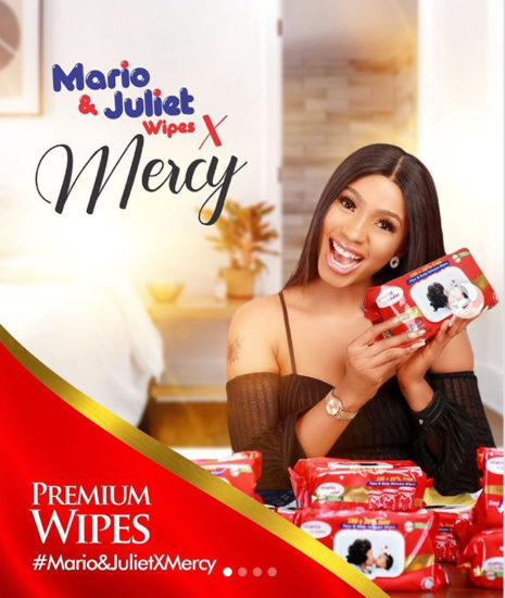 BBNaija winner, Mercy bags new endorsement deal