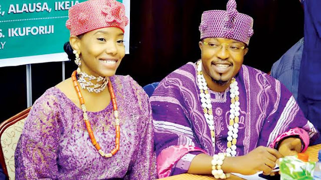 Oluwo of Iwo and wife announce divorce