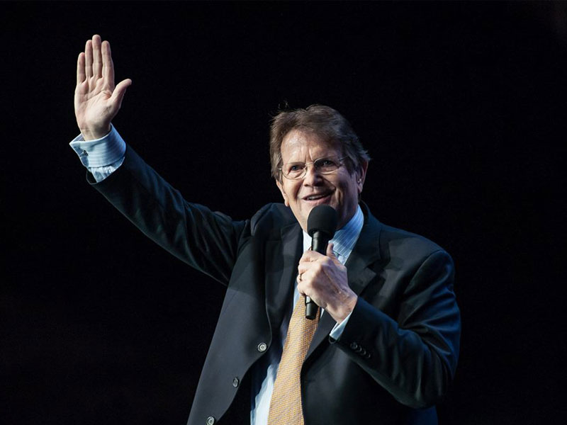 CAN mourns death of Reinhard Bonnke at 79
