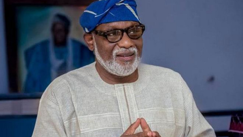 Rotimi Akeredolu condemns DSS invasion of court