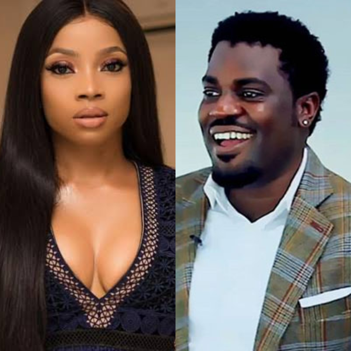 Yomi Black & Toke Makinwa continue their drag season, Yomi responds