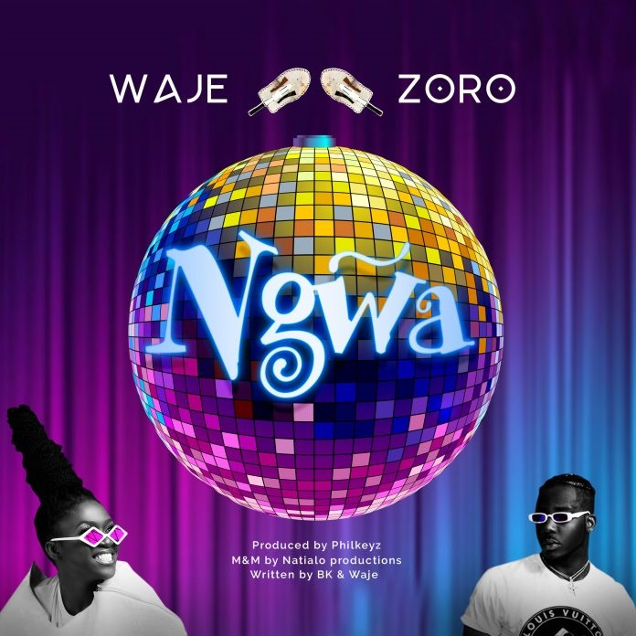 DOWNLOAD MP3: Waje ft. Zoro – Ngwa