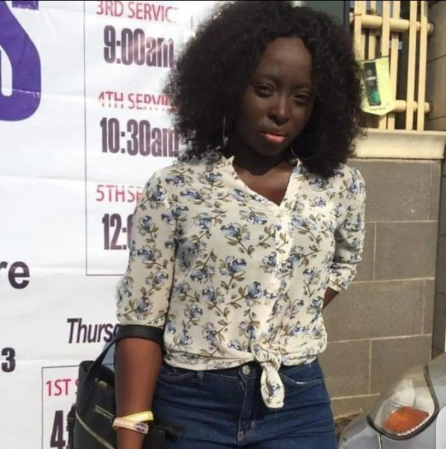 Final year law student raped and stabbed to death