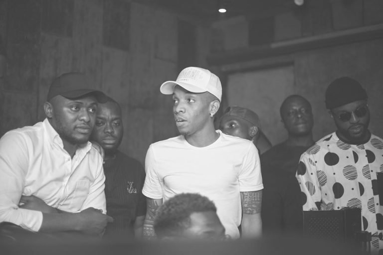 Ubi Franklin and Iyanya link up with Tekno for new project