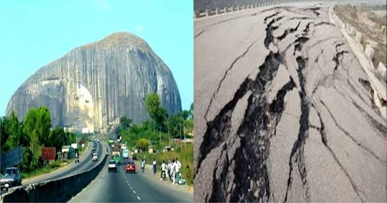 Geological Agency confirms earth tremors in Abuja